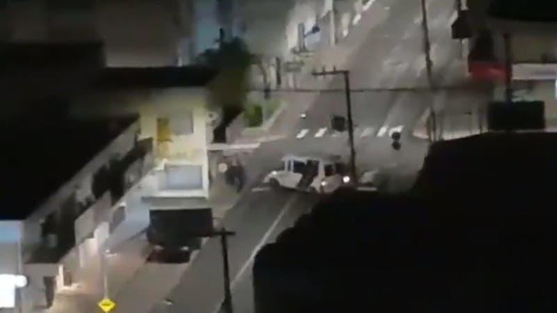 Cinematográfico robos en bancos de Brasil: Dos asaltos con rehenes en 24 horas