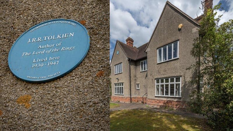 El insólito motivo por el que los actores de El Señor de los Anillos comprarán la casa de Tolkien