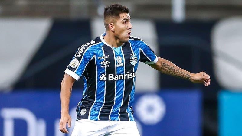 [VIDEO] César Pinares anota un golazo en su primera titularidad con Gremio