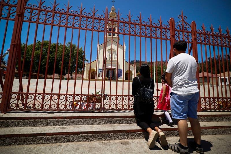 Más de 200 personas son devueltas por intentar llegar a Lo Vásquez