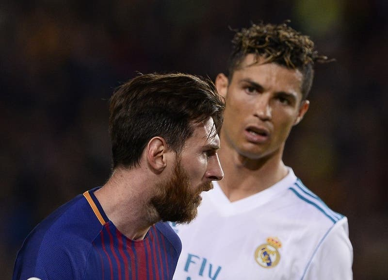 Messi-Ronaldo, los viejos enemigos se reencuentran en la Champions en duelo Barcelona y Juventus