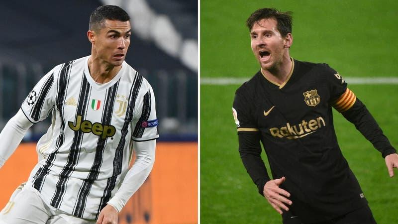 Barcelona vs. Juventus: Horario y dónde ver el nuevo choque entre Lionel Messi y Cristiano Ronaldo