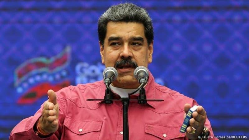 "Maduro espera abrir canales de ""diálogo"" con Biden"