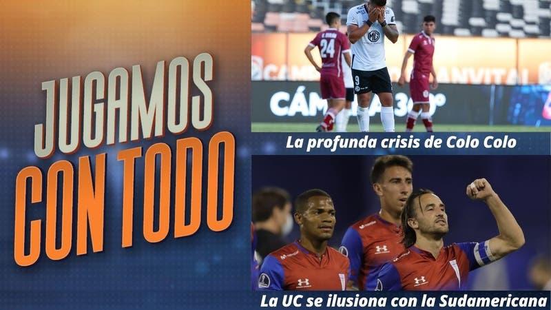 #JugamosConTodo: Carlos Caszely habla sobre la crisis de Colo Colo