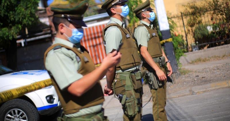 """Cayó Diego Armando: detienen a avezado antisocial conocido como el """"Pelusa"""" de Puente Alto"""