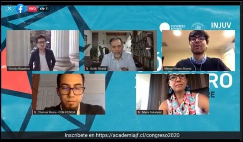 Jóvenes por el Futuro llaman a candidatos a alcaldes y constituyentes a suscribir su declaración