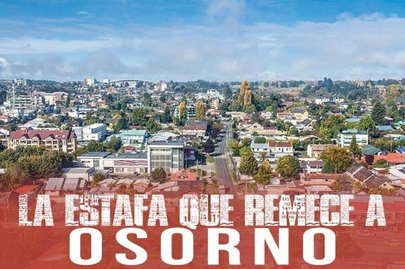 """La estafa de una trabajadora """"ejemplar"""" que remece a Osorno"""