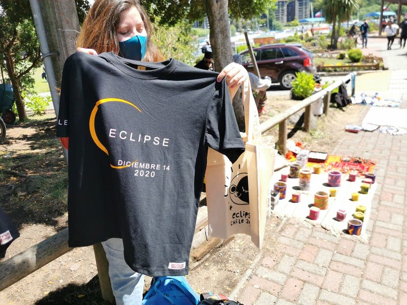 Eclipse total de sol EN VIVO por T13