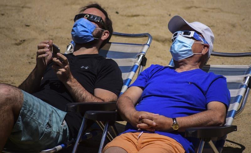 20 de diciembre de 2064: La fecha que debes considerar para un próximo eclipse en Chile