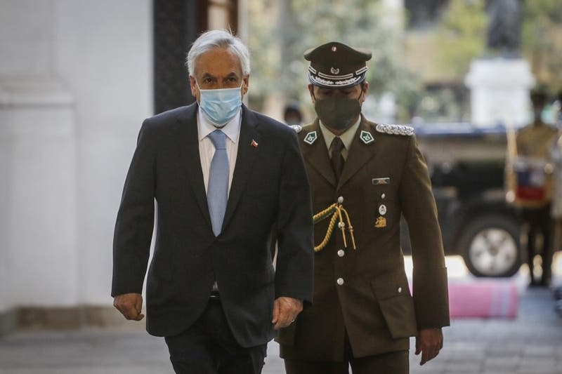 """Piñera y las encuestas: """"A todo Presidente le gustaría tener mayor apoyo"""""""