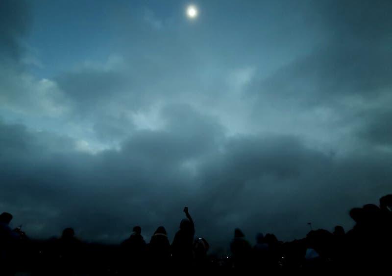 Cuando el día se hizo de noche: Cómo se vivió el eclipse total de sol en La Araucanía