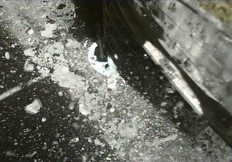 Encuentran polvo negro parecido a la arena en sonda japonesa que viajó al asteroide Ryugu
