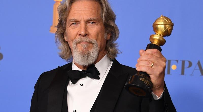 Jeff Bridges reapareció sin pelo y dio detalles de su salud en pleno tratamiento contra el cáncer