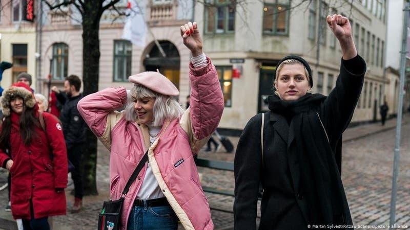 Dinamarca aprueba ley que tipifica como violación el sexo sin consentimiento explícito