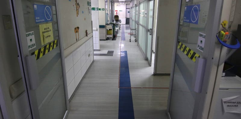 ICOVID: Preocupación por aumento de hospitalizaciones totales por COVID-19 ante incremento de casos