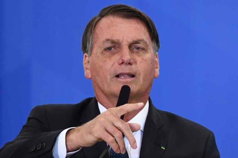 """Bolsonaro sobre vacuna de Pfizer: """"Si te conviertes en caimán, es tu problema"""""""