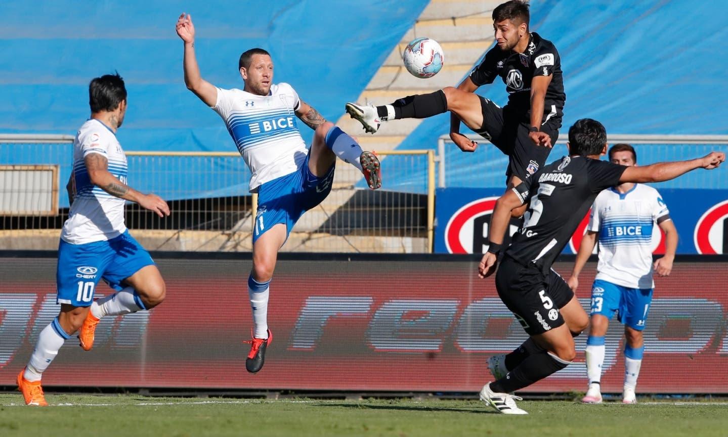 Todo sigue igual: empate sin goles en San Carlos deja líder a la UC y a Colo  Colo como colista   T13