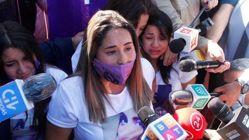 """Hermana de Fernanda Maciel: """"Carabineros, guiado por la Fiscalía, hizo un pésimo trabajo"""""""
