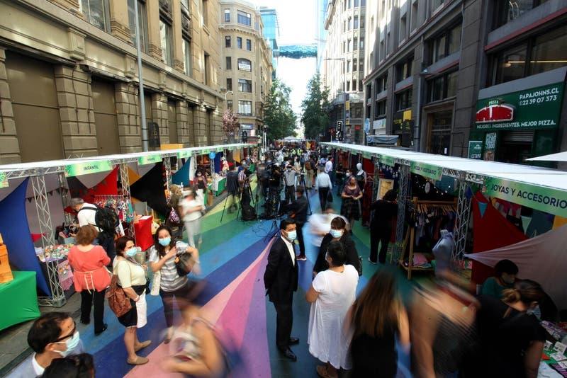 Desmienten mensaje sobre cuarentena total en Gran Santiago