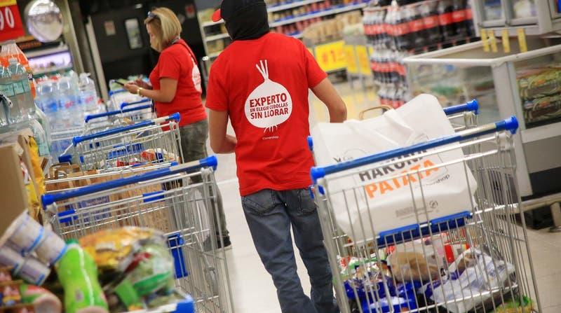 Cornershop anuncia cargo extra en sus pedidos debido a aglomeraciones en supermercados y tiendas