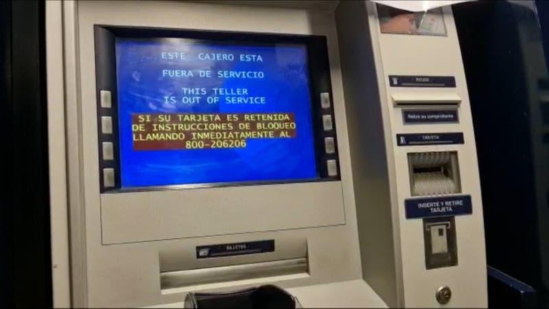 [VIDEO] Alerta por escasez de billetes en cajeros automáticos