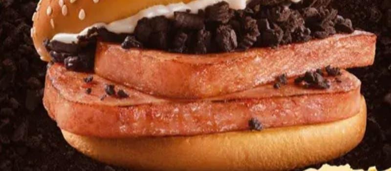 McDonald's lanza hamburguesa con galletas Oreo en China