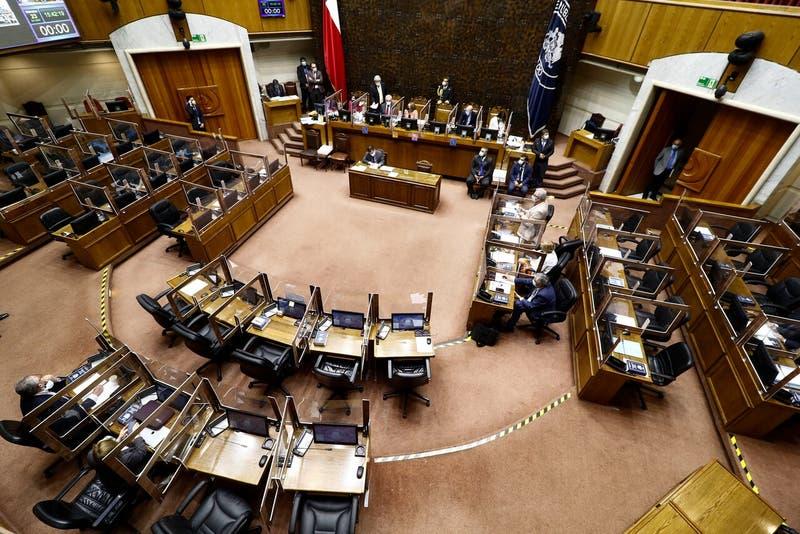 Reajuste del sector público: Senado despacha a tercer trámite el proyecto