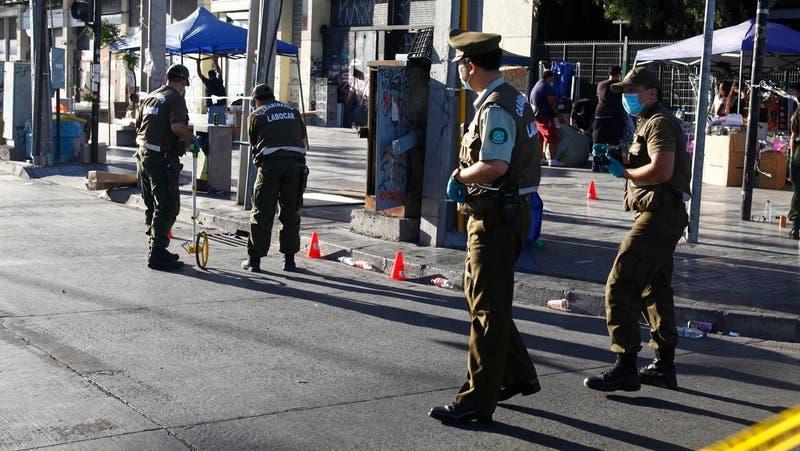 Dictan prisión preventiva a hombre que estaría involucrado en balacera en Plaza de Maipú