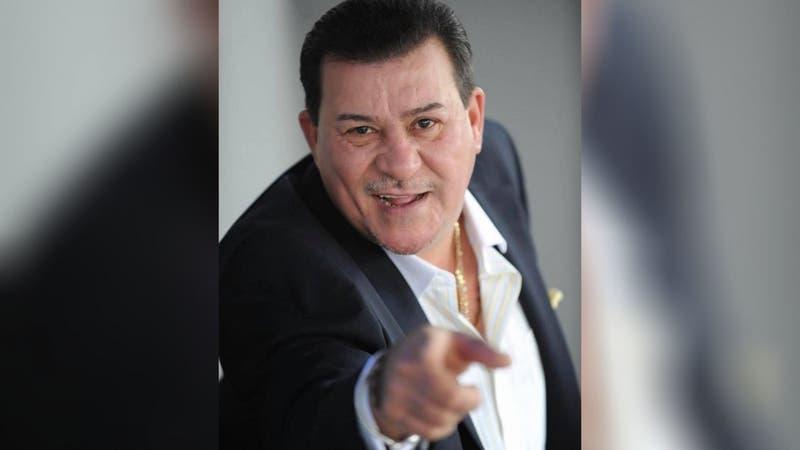 """Muere Tito Rojas, """"El Gallo de la Salsa"""", a los 65 años"""
