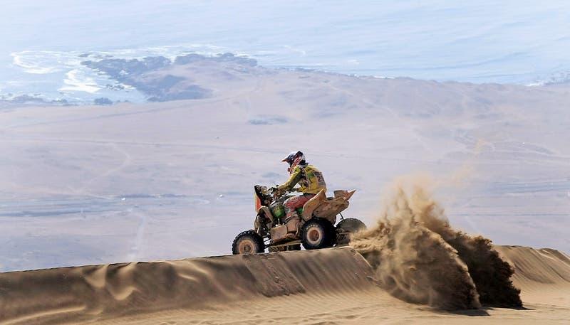 """Casale, """"Chaleco"""" López y Quintanilla: La participación de los chilenos en el Dakar 2021"""