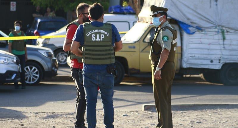 """Detienen a sujeto que era el """"objetivo"""" de los disparos en balacera de Plaza de Maipú"""