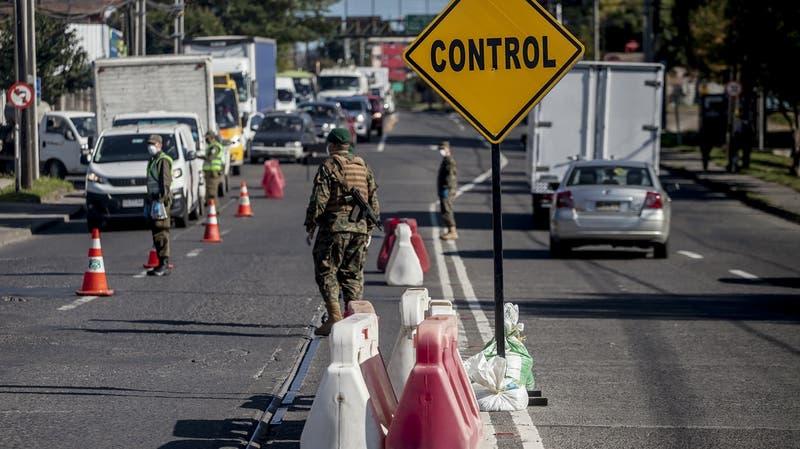 Gobierno difunde información que contradice cordones sanitarios fuera de Santiago