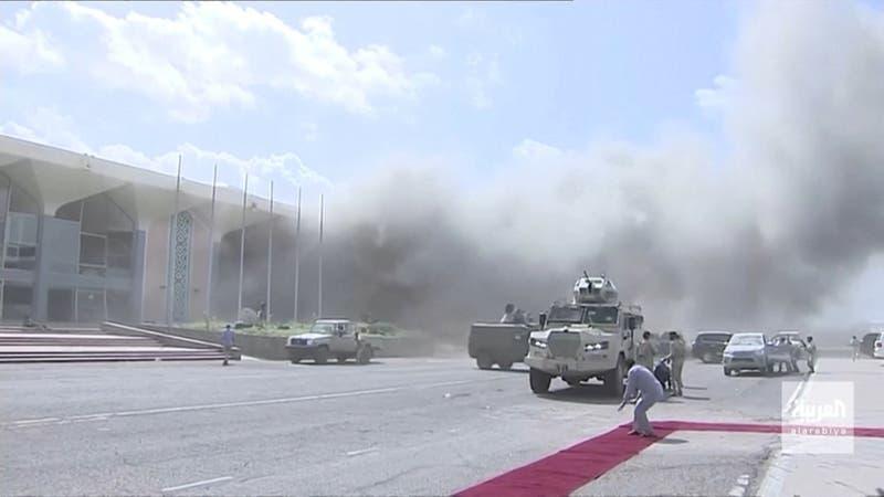 Ataque en aeropuerto de Yemen deja 26 muertos: Viajaba el nuevo gabinete en un avión