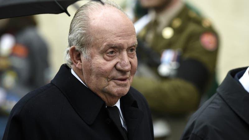 Revelan primeras imágenes del Rey Juan Carlos tras su salida de España