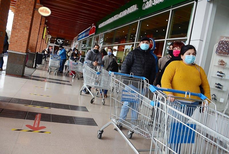Cómo agendar hora en supermercados: evita la fila al hacer tus compras