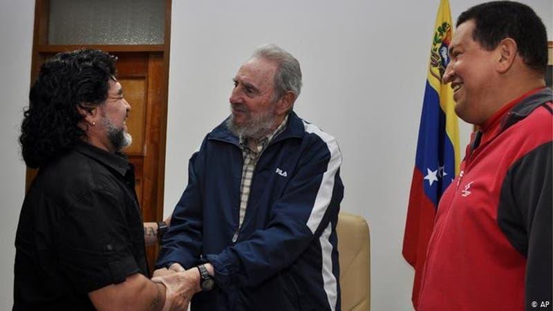 Herencia de Maradona incluye una casa en Cuba que le regaló Fidel Castro