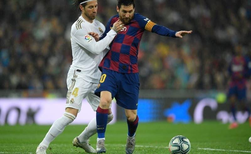 Ramos: En el PSG harán un equipazo conmigo y Messi