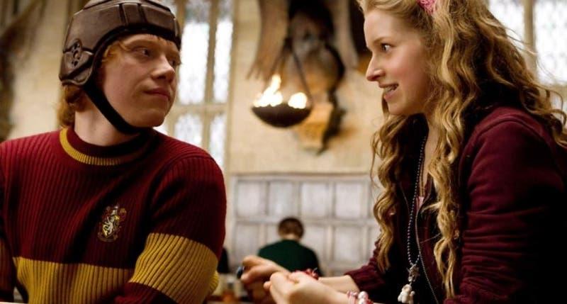 COVID-19: Hijo de 3 meses de actriz de Harry Potter hospitalizado