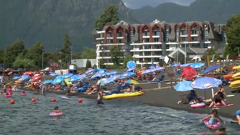 Pucón en fase 3: Piden mayor fiscalización en las playas