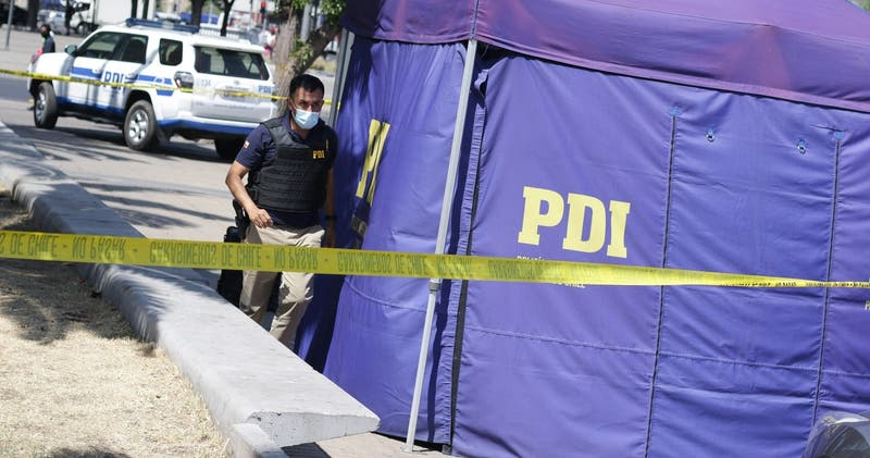 """Director de PDI por aumento de homicidios: """"Nos hemos ido centroamericando"""""""