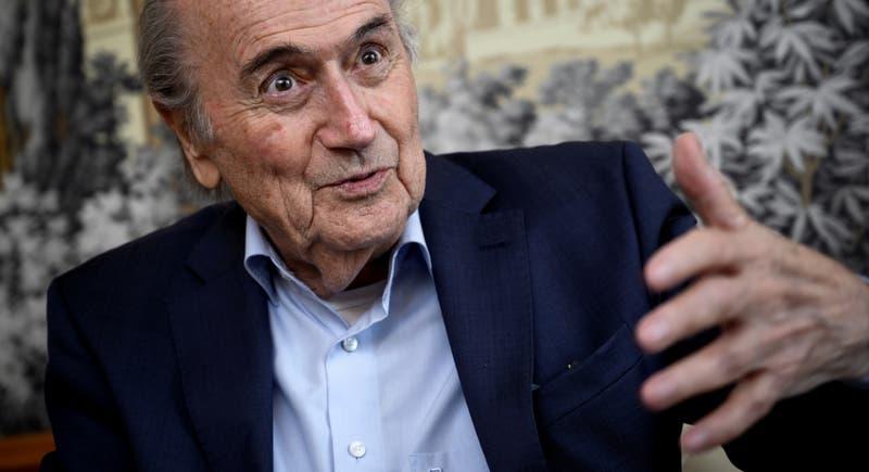 Ex presidente de la FIFA Joseph Blatter se encuentra hospitalizado