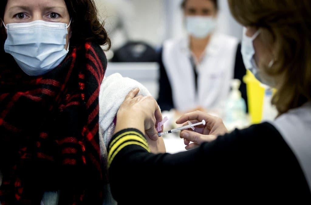 Aumenta disposición de la ciudadanía a vacunarse