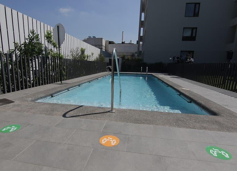 Menor de 2 años muere ahogada en una piscina en la comuna de Casablanca