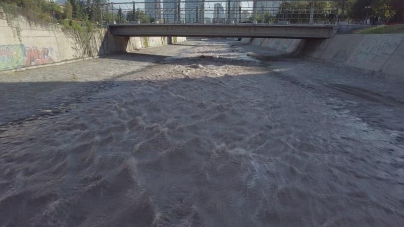[VIDEO] Río Mapocho: a 10 años de su limpieza