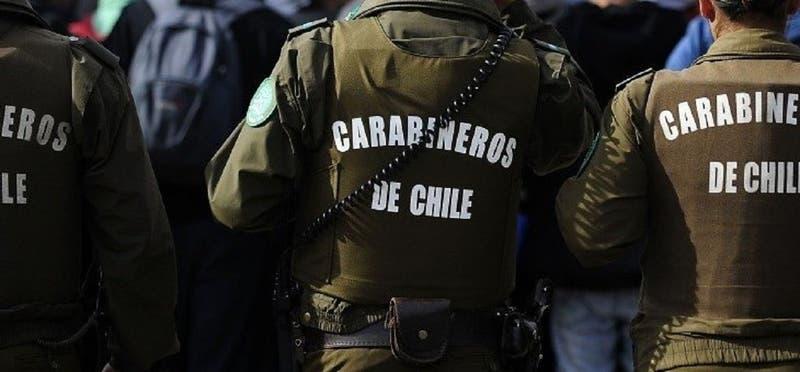 Detienen a 10 personas en fiesta clandestina que se realizaba con más de 200 personas en Quilpué