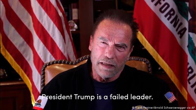 Schwarzenegger compara asalto al Capitolio con el nazismo en Alemania