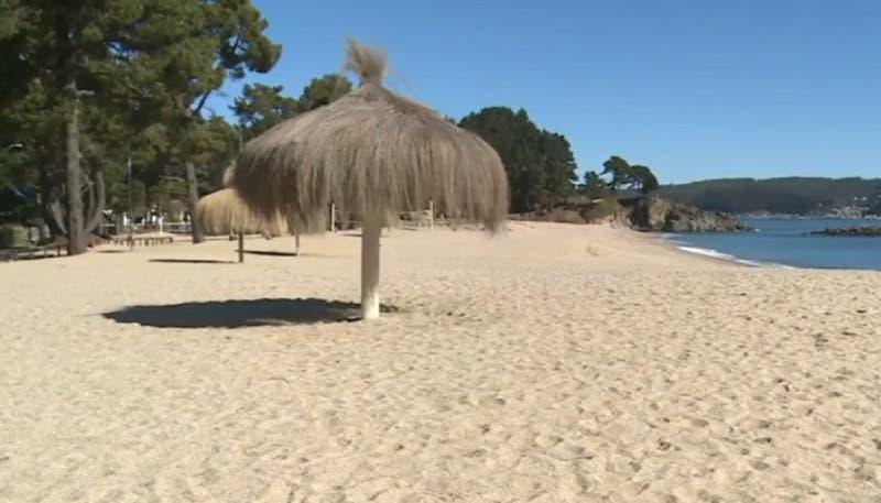 Detienen a 11 personas tras fiesta clandestina en Pingueral, exclusivo balneario de Tomé