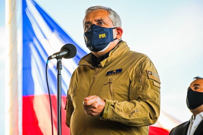 Director de la PDI reconoce relación entre operativo en Temucuicui y veredicto por Caso Catrillanca