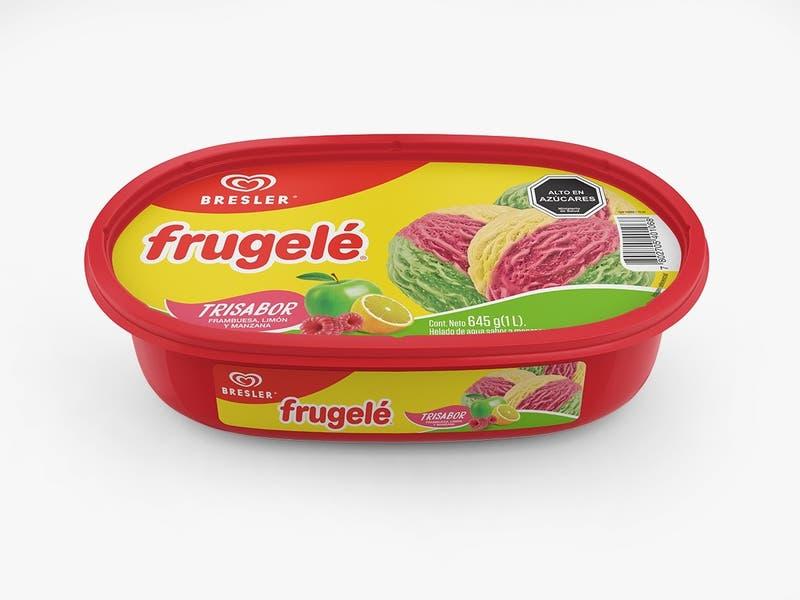 Bresler sorprende y anuncia el lanzamiento de los helados de Frugelé y de galletas Frac