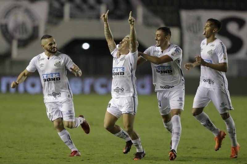 Santos golea a Boca y avanza a la final de la Copa Libertadores: Enfrentará a Palmeiras